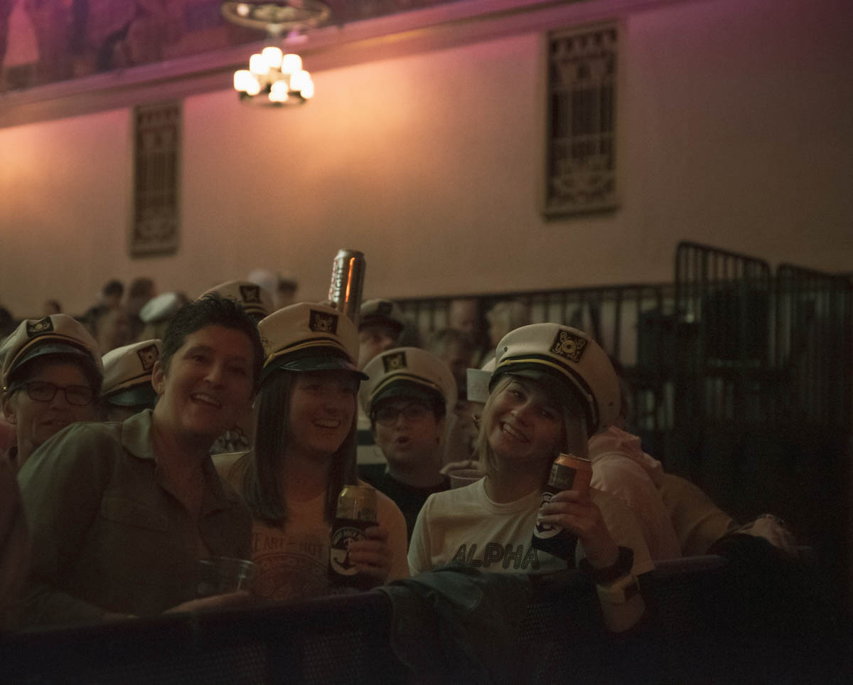 Fans enjoying the party at Yacht Rock Revue. | 4.19.2019