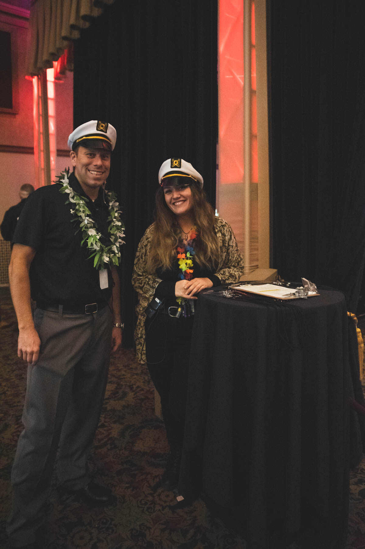 Even the staff gets in on the fun when Yacht Rock Revue comes to town! | 4.19.2019