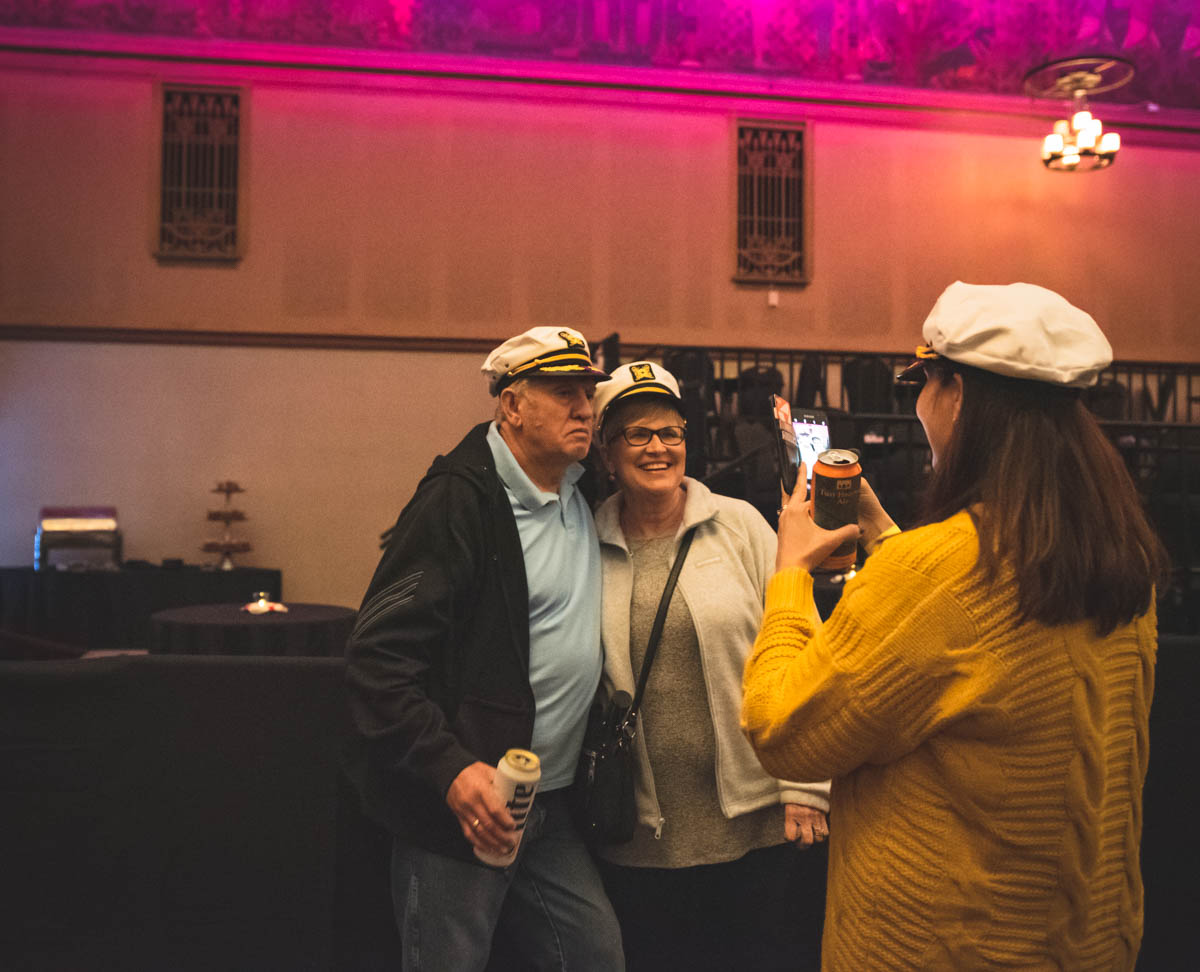Fans dress the part at Yacht Rock Revue. | 4.19.2019
