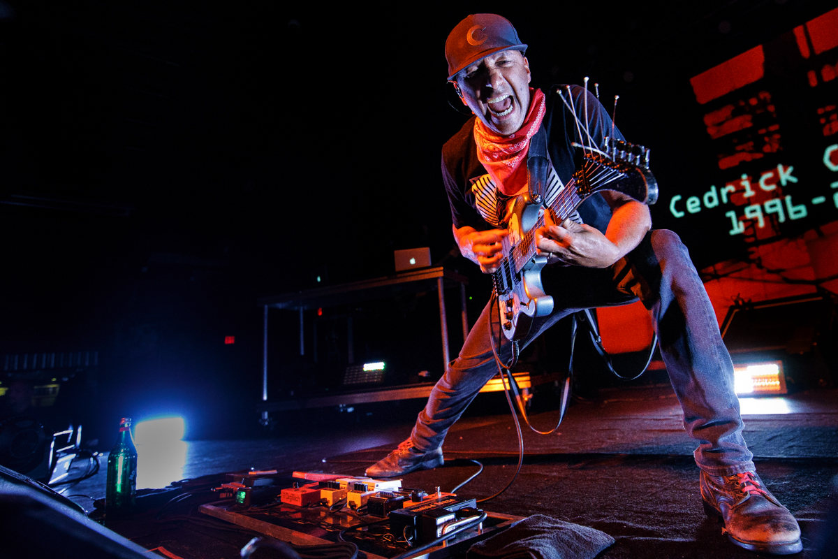Tom Morello does his thing live at The Orange Peel in Asheville, NC | 5.05.2019