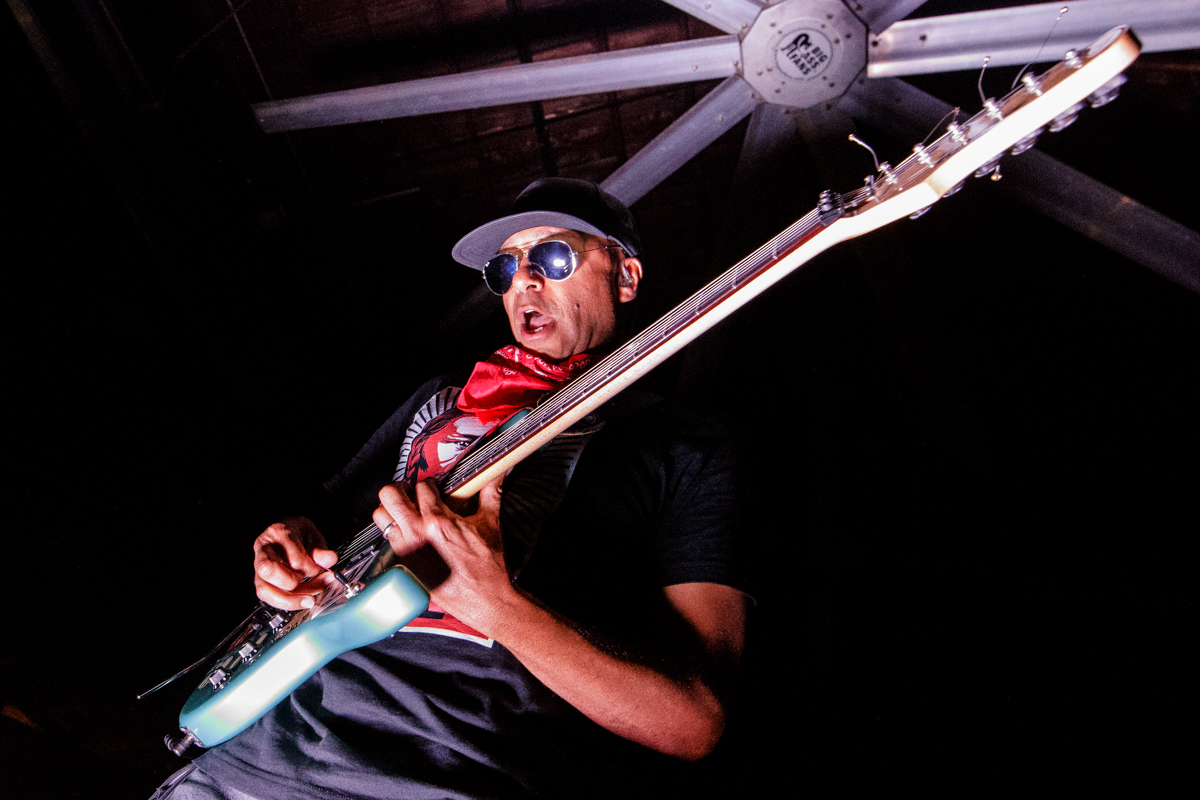 Tom Morello live at The Orange Peel in Asheville, NC. | 5.05.2019