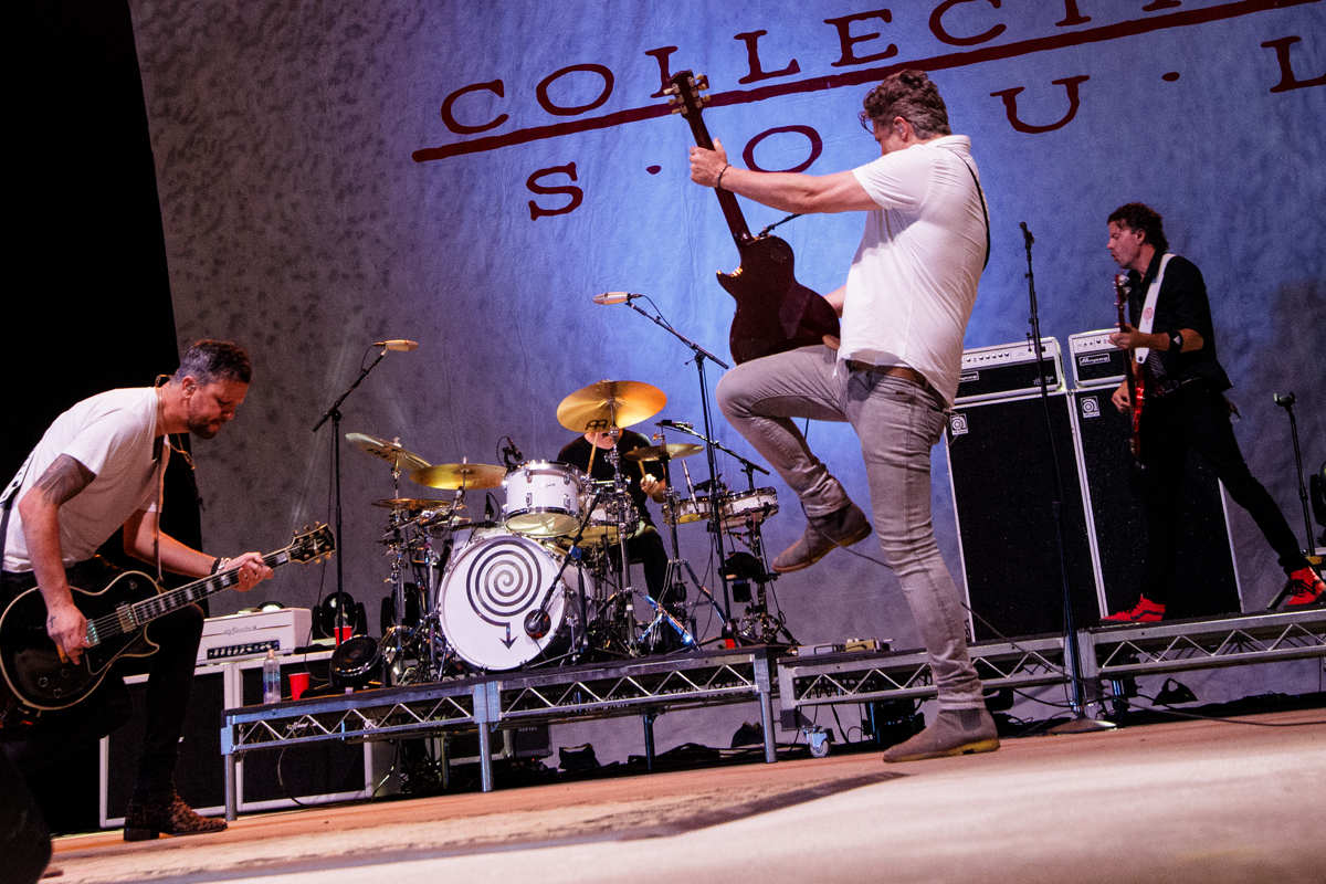 Collective Soul live at Heritage Park AmCollective Soul live at Heritage Park Amphitheatre in Simpsonville, SC on 5/28/2019.