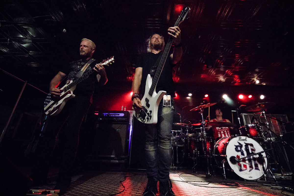Saving Abel live at The Spinning Jenny in Greer, SC on 6/13/2019.