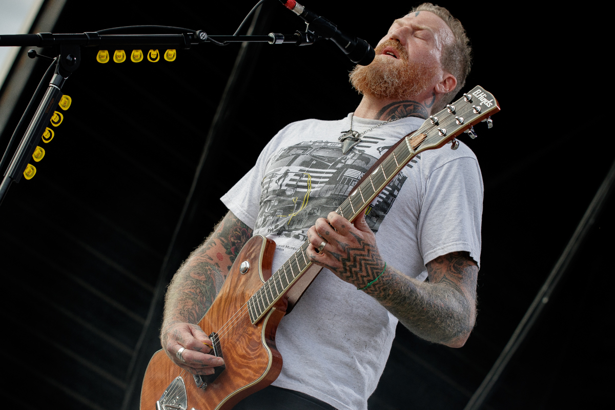 Mastodon live at Heritage Park Amphitheatre in Simpsonville, SC on 6/01/2019.