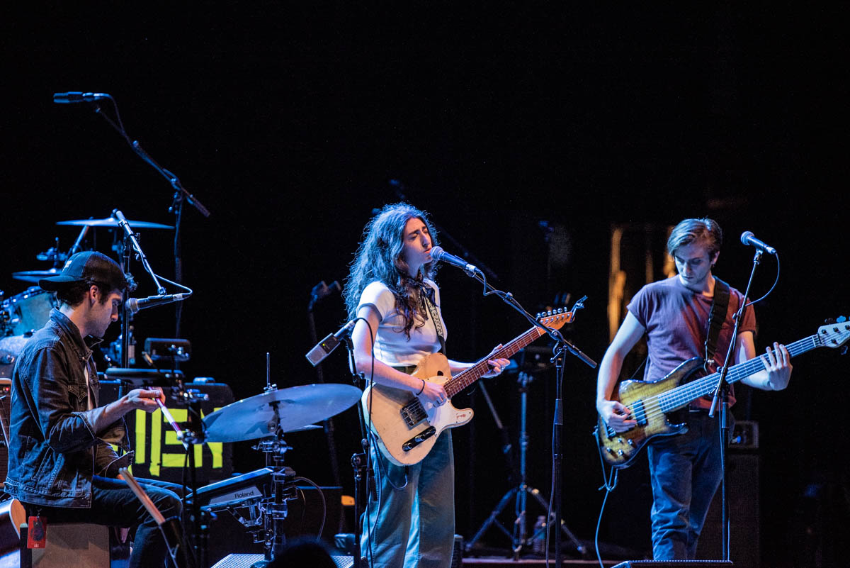 BAILEN opens for Hozier in Indianapolis
