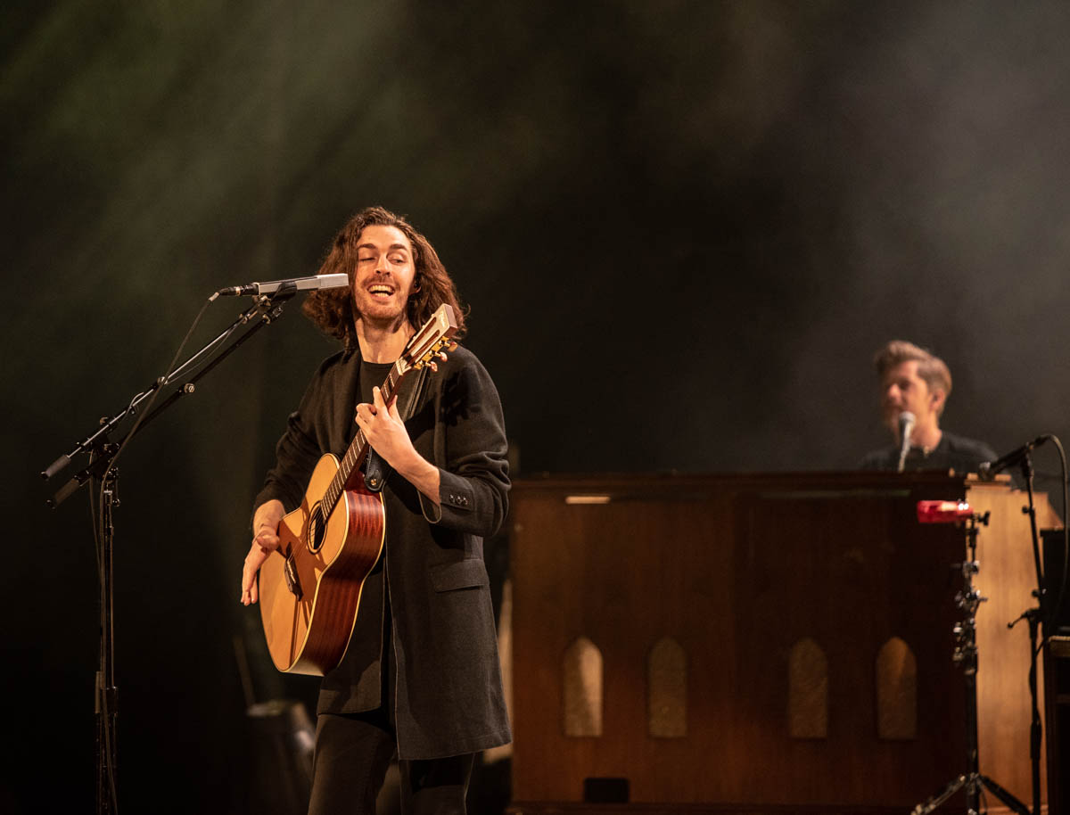 Hozier plays The Murat Theatre in Indianapolis