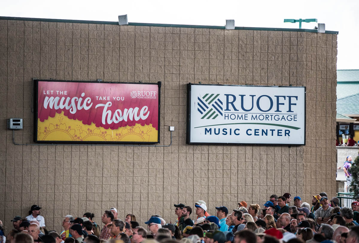 Ruoff Home Mortgage Music center hosts Dead & Co.  || 06.12.19
