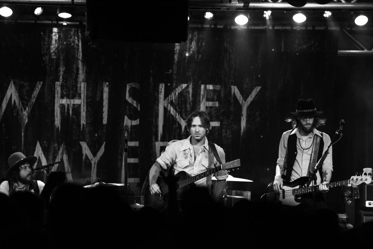 Whiskey Myers plays to a Sold Out crowd at The Deluxe in Indianapolis, IN.  || 06-15-2019