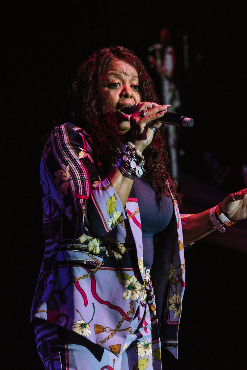 Robin S at the Hard Rock Event Center in Hollywood, Fl on June 22, 2019