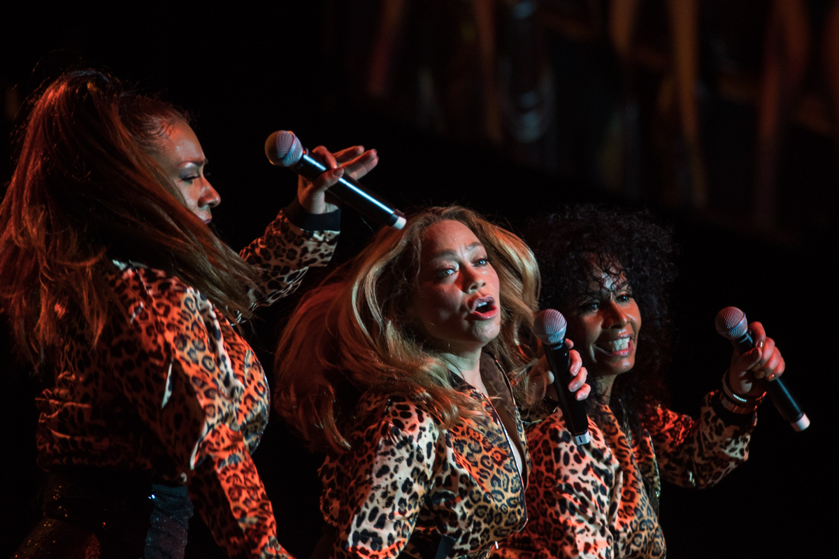 Sweet Sensation at the Hard Rock Event Center in Hollywood, Fl on June 22, 2019