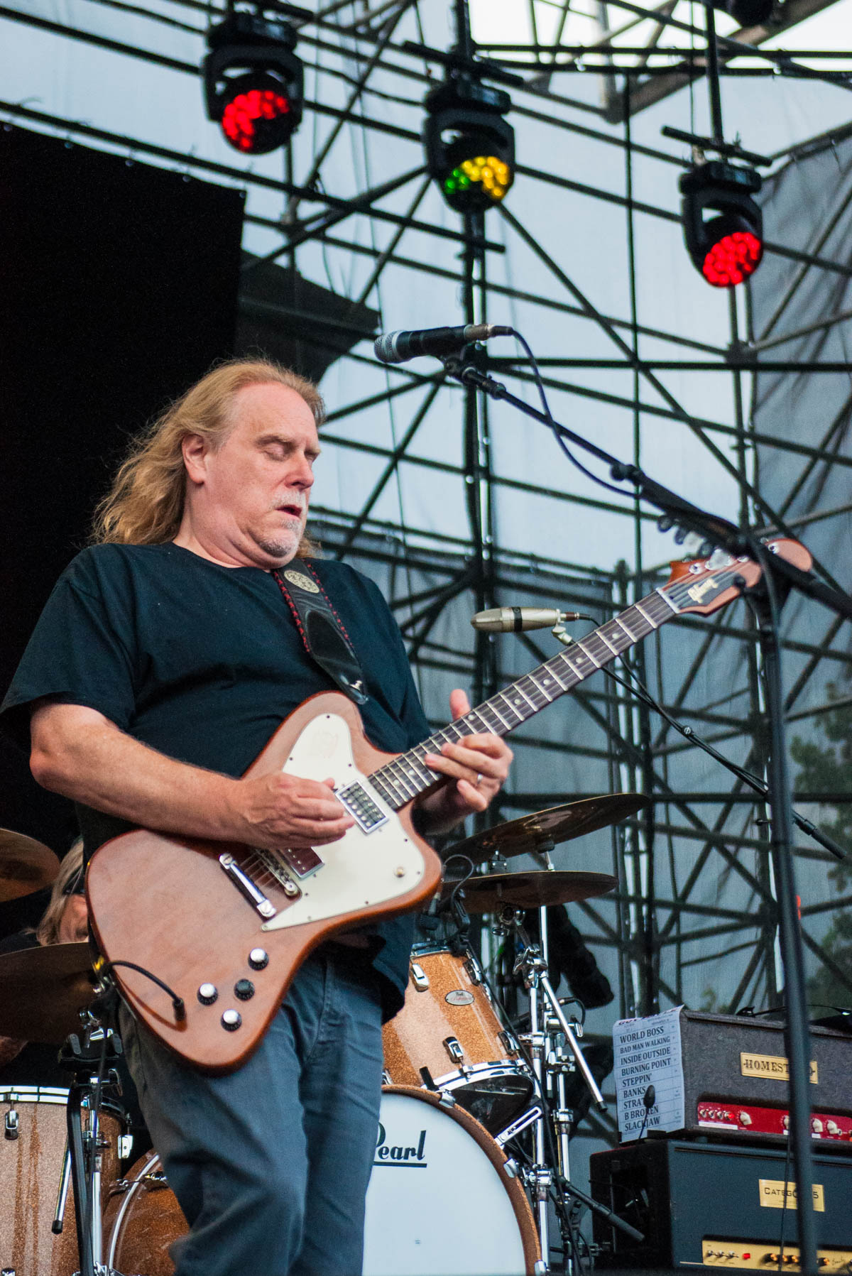 Warren Haynes of Gov't Mule || The Lawn at White River State Park - Indianapolis, IN ||  06/23/19