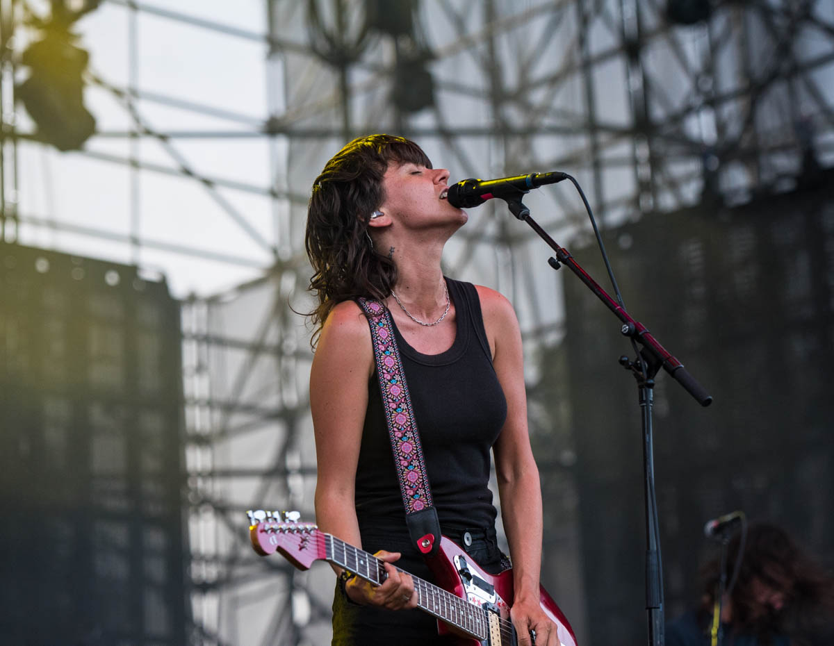 Courtney Barnett gives an amazing performance at The Lawn at White River State Park in Indianapolis, IN | 06/26/19 |