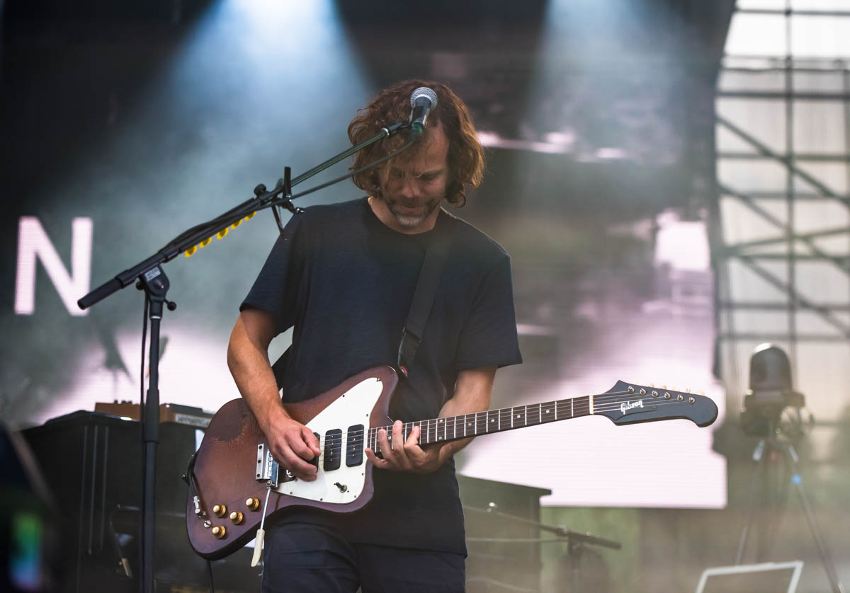 Aaron Dessner of The National | The Lawn at White River State Park | Indianapolis, IN  | 06/26/19 |