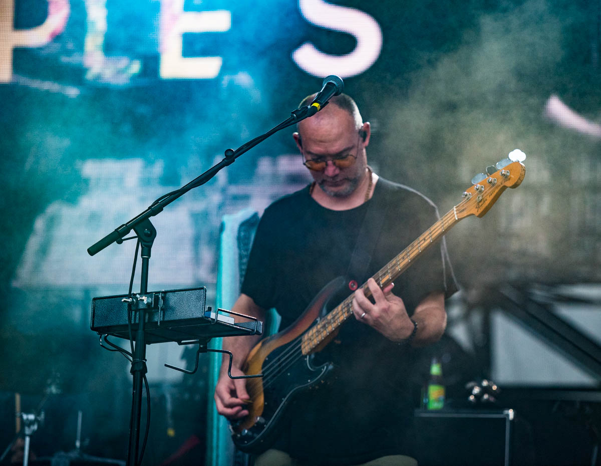 Scott Devendorf of The National | The Lawn at White River State Park | Indianapolis, IN  | 06/26/19 |
