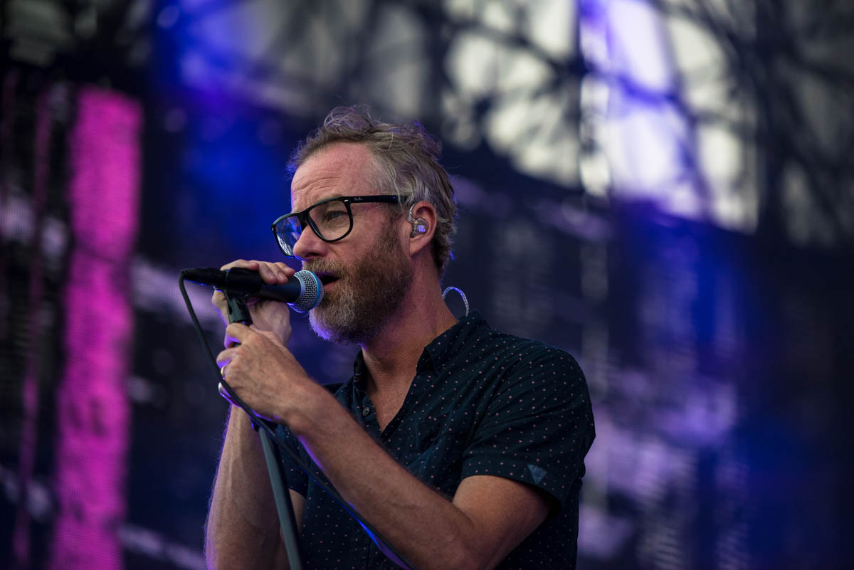 Matt Berninger of The National | The Lawn at White River State Park | Indianapolis, IN  | 06/26/19