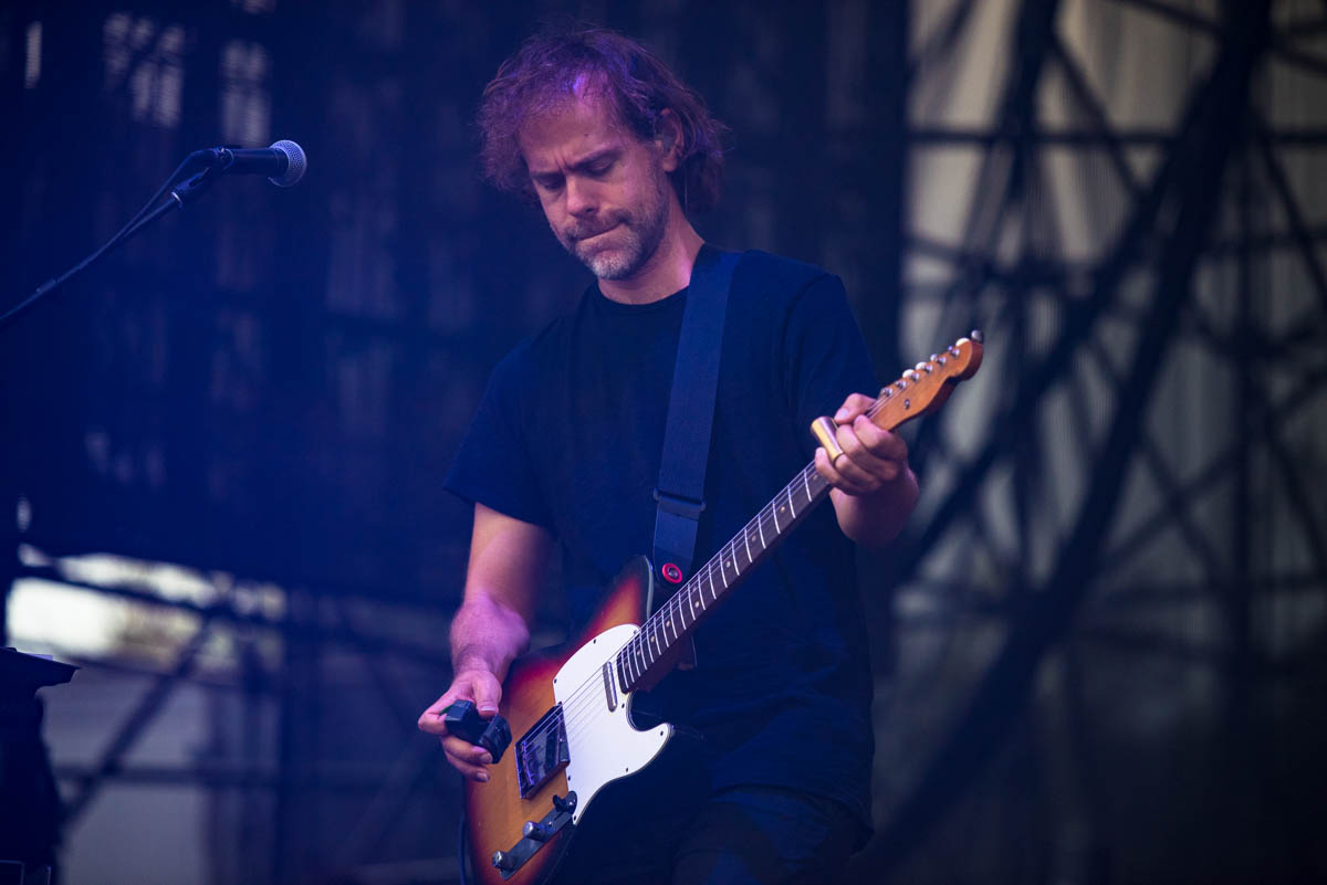 Bryce Dessner of The National | The Lawn at White River State Park | Indianapolis, IN  | 06/26/19 |