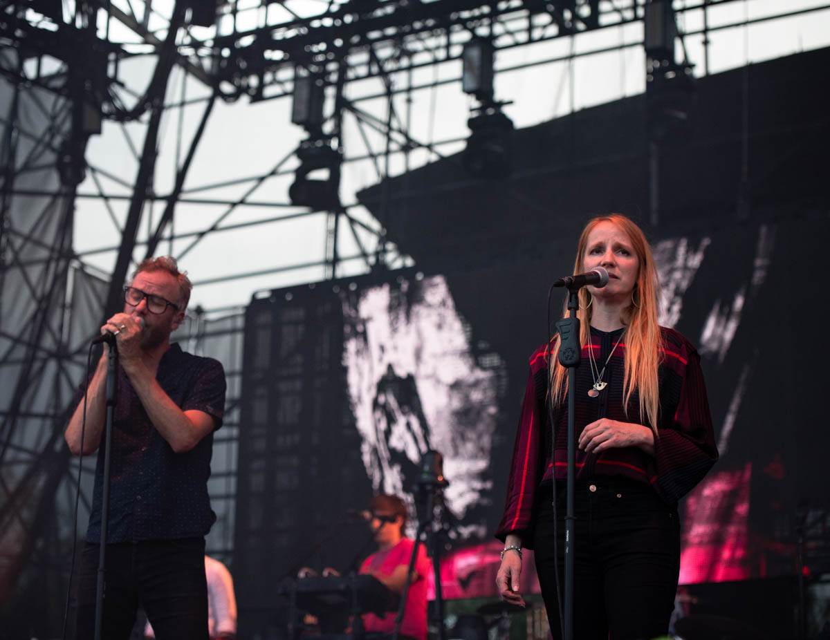 The National play The Lawn at White River State Park in Indianapolis, IN. | 06/26/2019 |