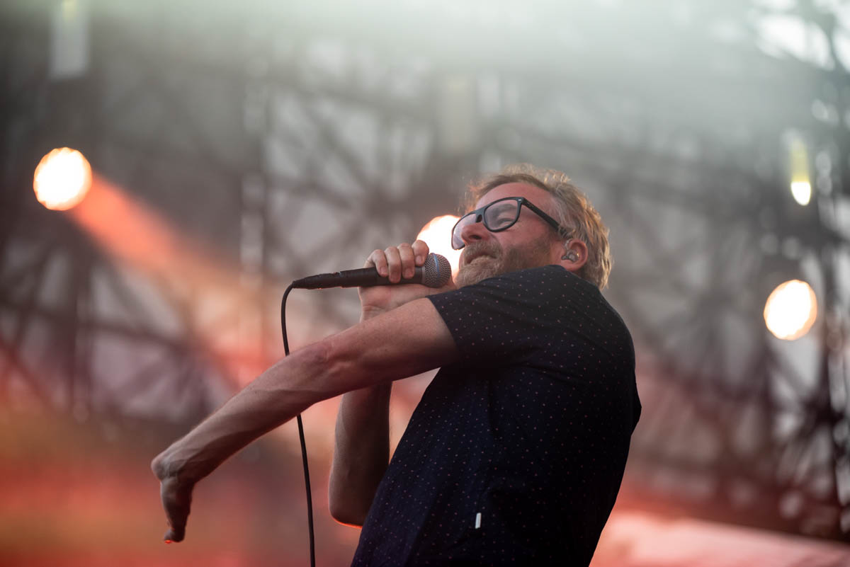 Matt Berninger of The National | The Lawn at White River State Park | Indianapolis, IN  | 06/26/19The National play The Lawn at White River State Park in Indianapolis, IN. | 06/26/2019 |