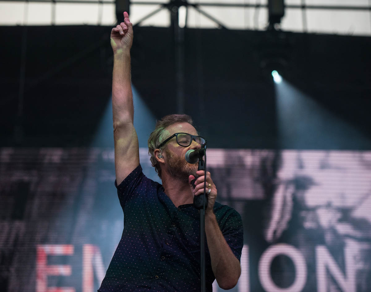 Matt Berninger of The National   The Lawn at White River State Park   Indianapolis, IN    06/26/19