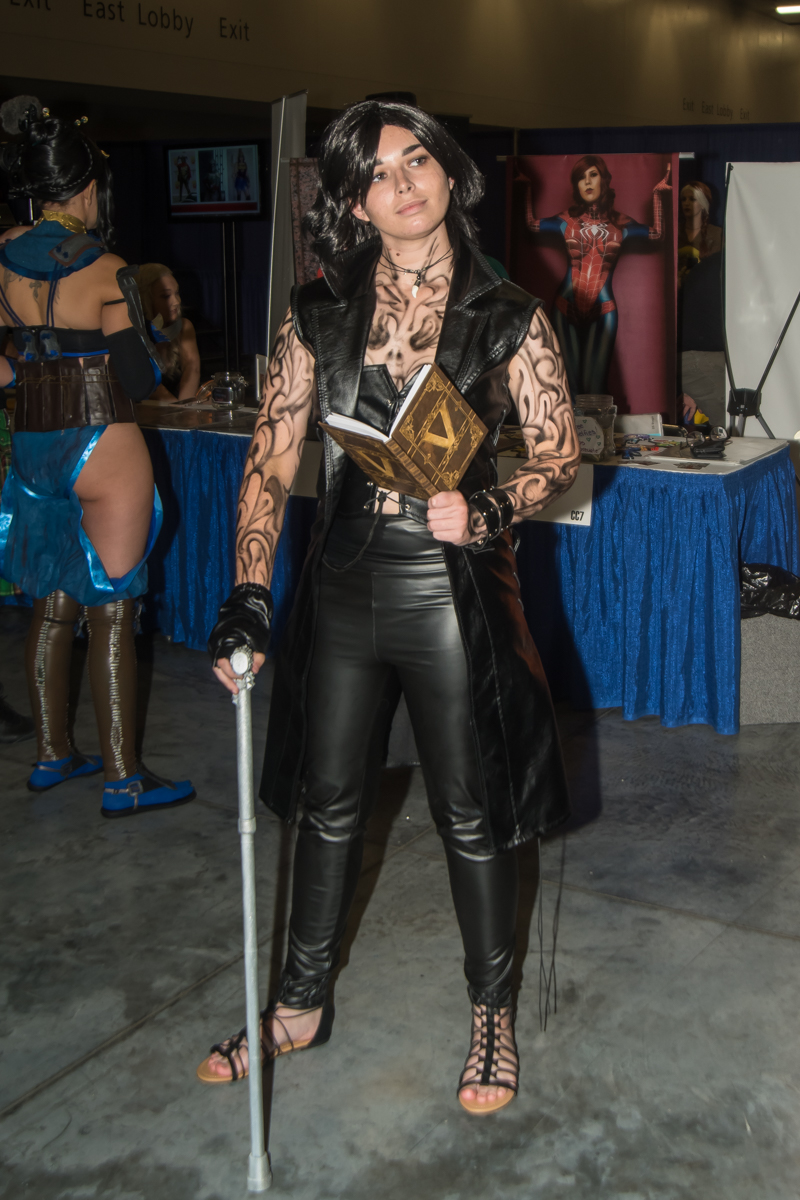 Sites at the 2019 Florida Supercon in Miami Beach, Fl on 7/5/2019