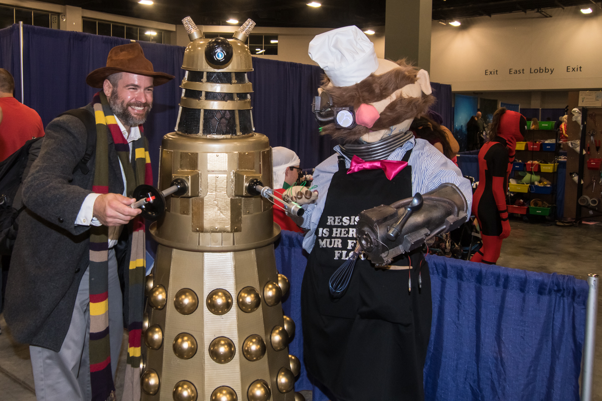 Sites at the 2019 Florida Supercon in Miami Beach, Fl on 7/6/2019
