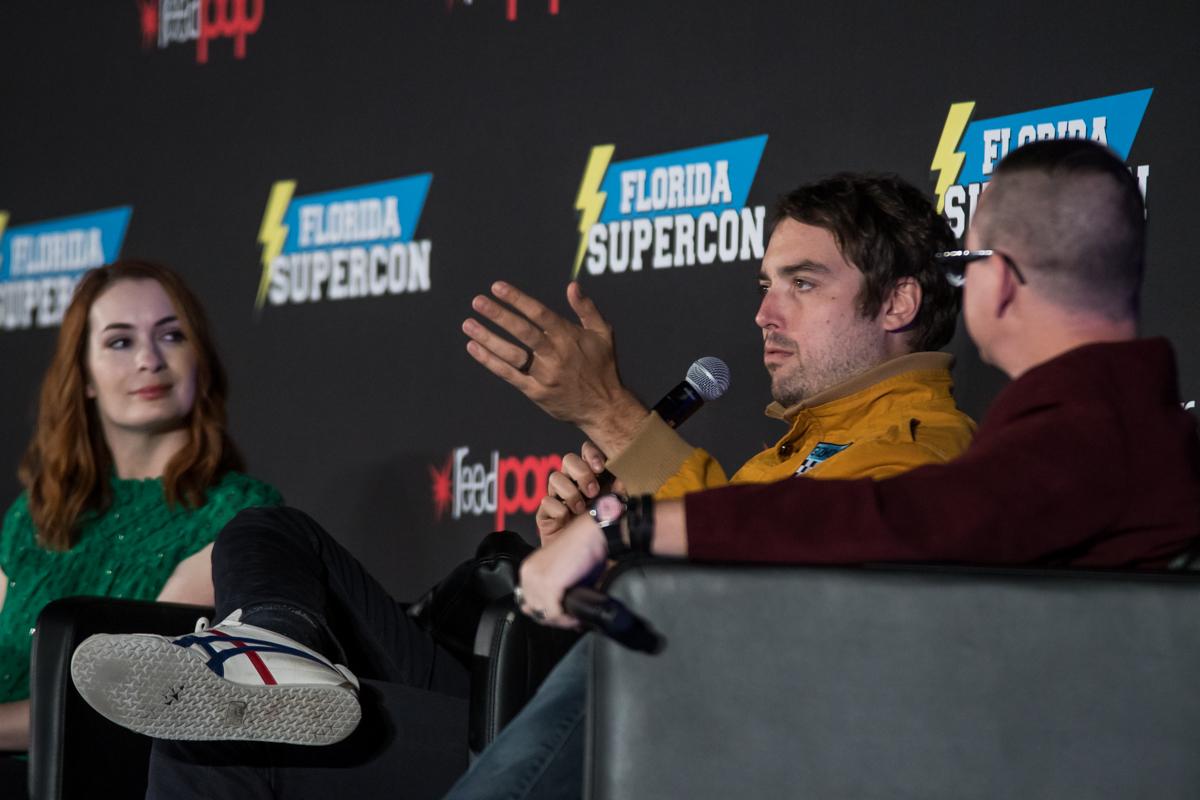 Sites at the 2019 Florida Supercon in Miami Beach, Fl on 7/6/2019