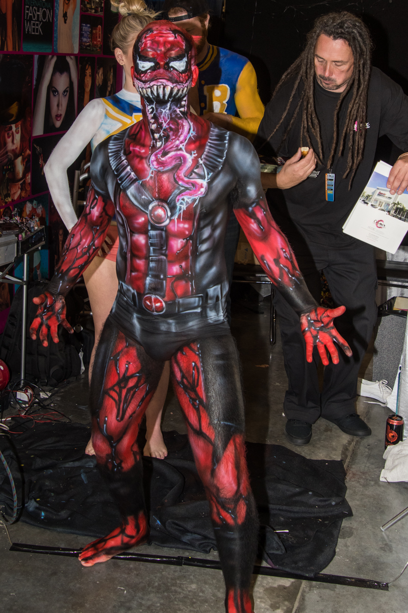 Sites at the 2019 Florida Supercon in Miami Beach, Fl on 7/7/2019
