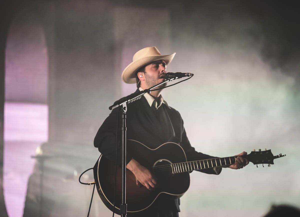 Lord Huron performs at the Murat Theatre in Indianapolis, IN. || 07/14/19 || Photos by: ©Pix Meyers 2019
