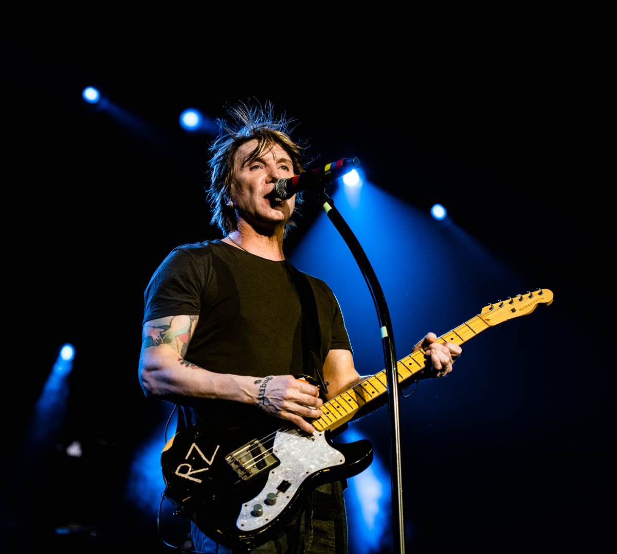 Goo Goo Dolls rock Ruoff Music Center in Noblesville, IN. | 07/21/19 | Photos by: ©Pix Meyers 2019