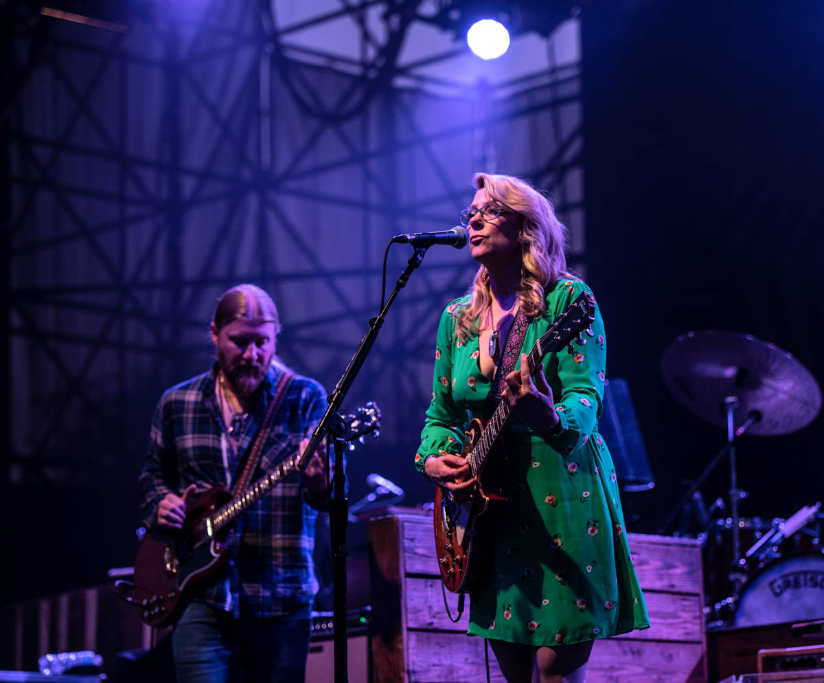 Wheels of Soul headliner Tedeschi Trucks Band | The Lawn at White River State Park | Indianapolis, IN. | Photos by: ©Pix Meyers 2019