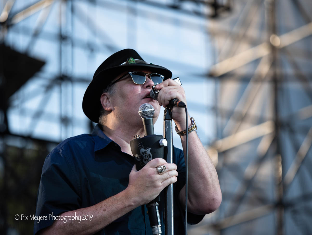 Blues Traveler bring a night of smokin' blues to The Lawn at White River | Indianapolis, IN. | 07/31/19 | Photos by: ©Pix Meyers 2019