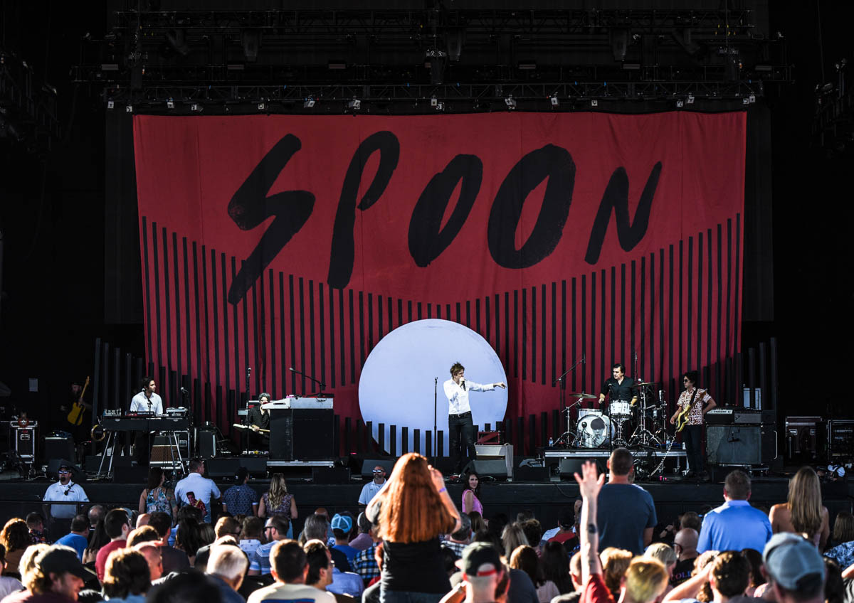 Spoon | Ruoff Music Center | Noblesville, IN. | 08/04/19 | Photos by: ©Pix Meyers 2019