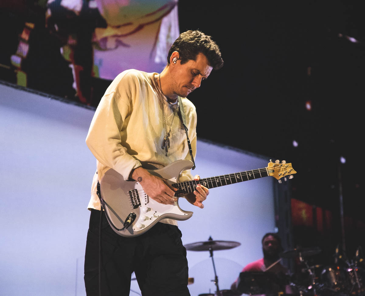 John Mayer | Bankers Life Fieldhouse | Indianapolis, IN. | 08/12/19 | Photos by: ©Pix Meyers 2019