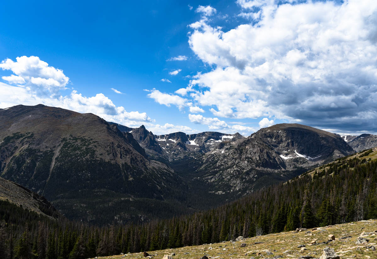 14 footers at Rocky Mountain National Park | Estes Park, CO. | Photos: ©Pix Meyers 2019