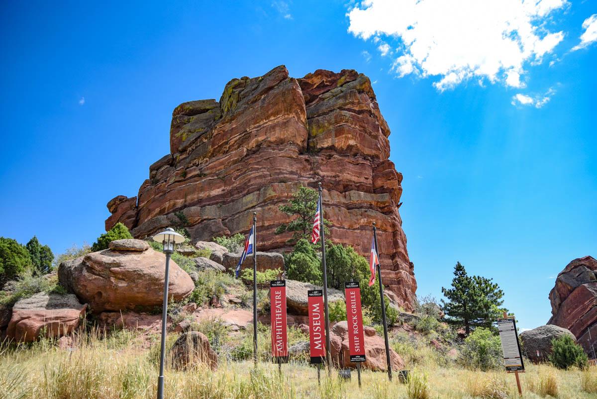 Red Rocks Park and Amphitheatre   Morrison, CO.   09/05/2019   Photos: ©Pix Meyers 2019