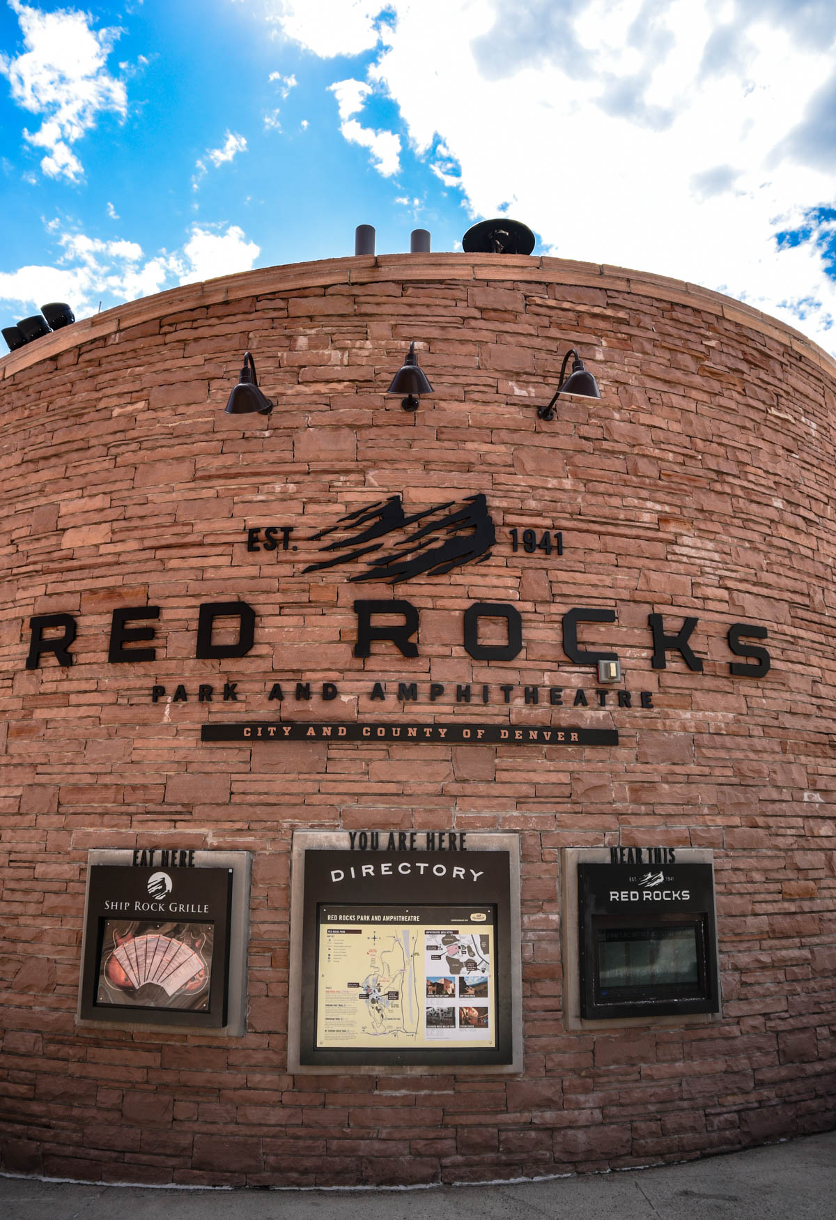 Red Rocks Park and Amphitheatre | Morrison, CO. | 09/05/2019 | Photos: ©Pix Meyers 2019