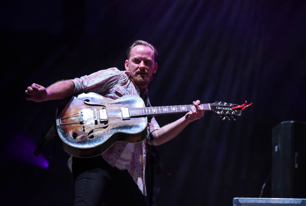 Jay Cobb Anderson  of Fruition   Red Rocks Amphitheatre   Morrison, CO.   09/05/2019   Photos: ©Pix Meyers 2019