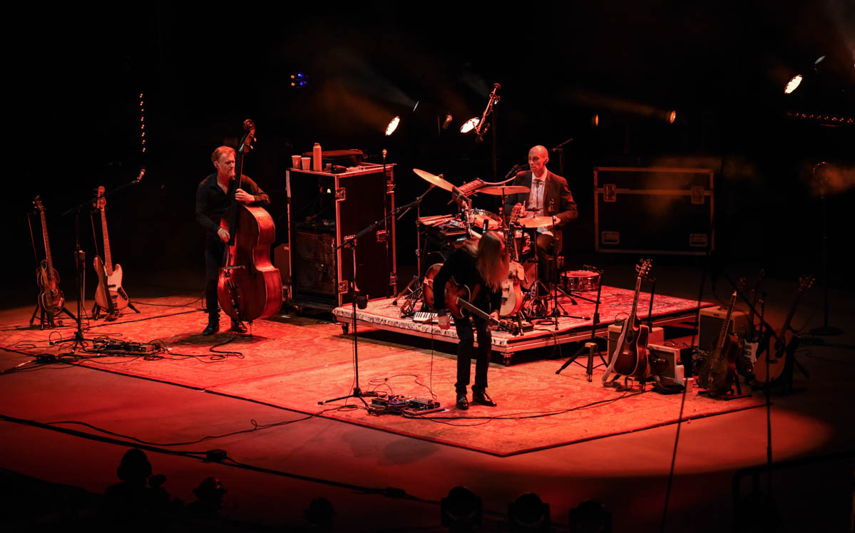 The Wood Brothers headline Red Rocks Amphitheatre for the first time | Morrison, CO. | 09/05/2019 | Photos: ©Pix Meyers 2019