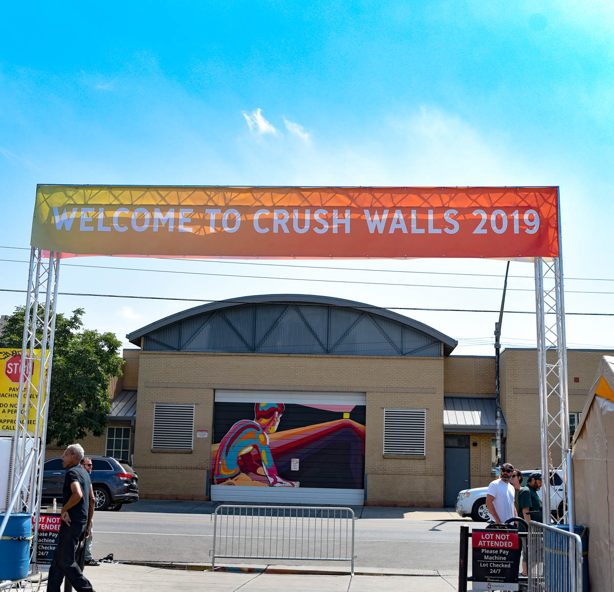 Welcome to Crush Walls 2019 | River North Arts District (RINO) | Denver, CO. | 09/06/2019 | Photos: ©Pix Meyers 2019