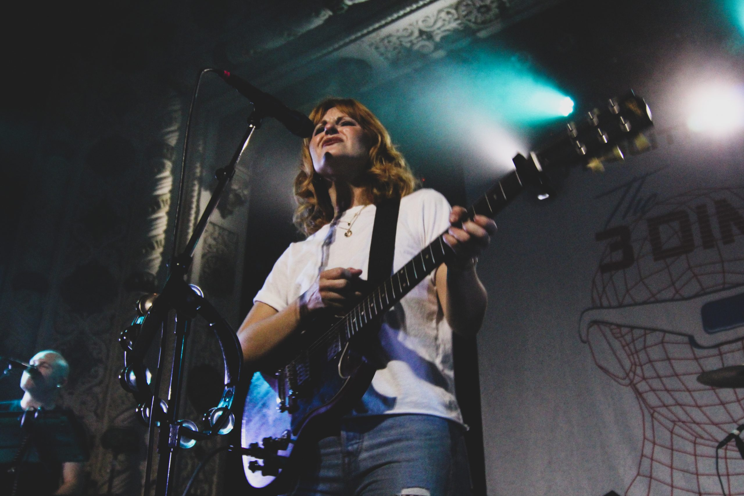 Katie Earl of The Mowglis at The Metro in Chicago, IL on 11/12/2019 Photo; Abby Hamann