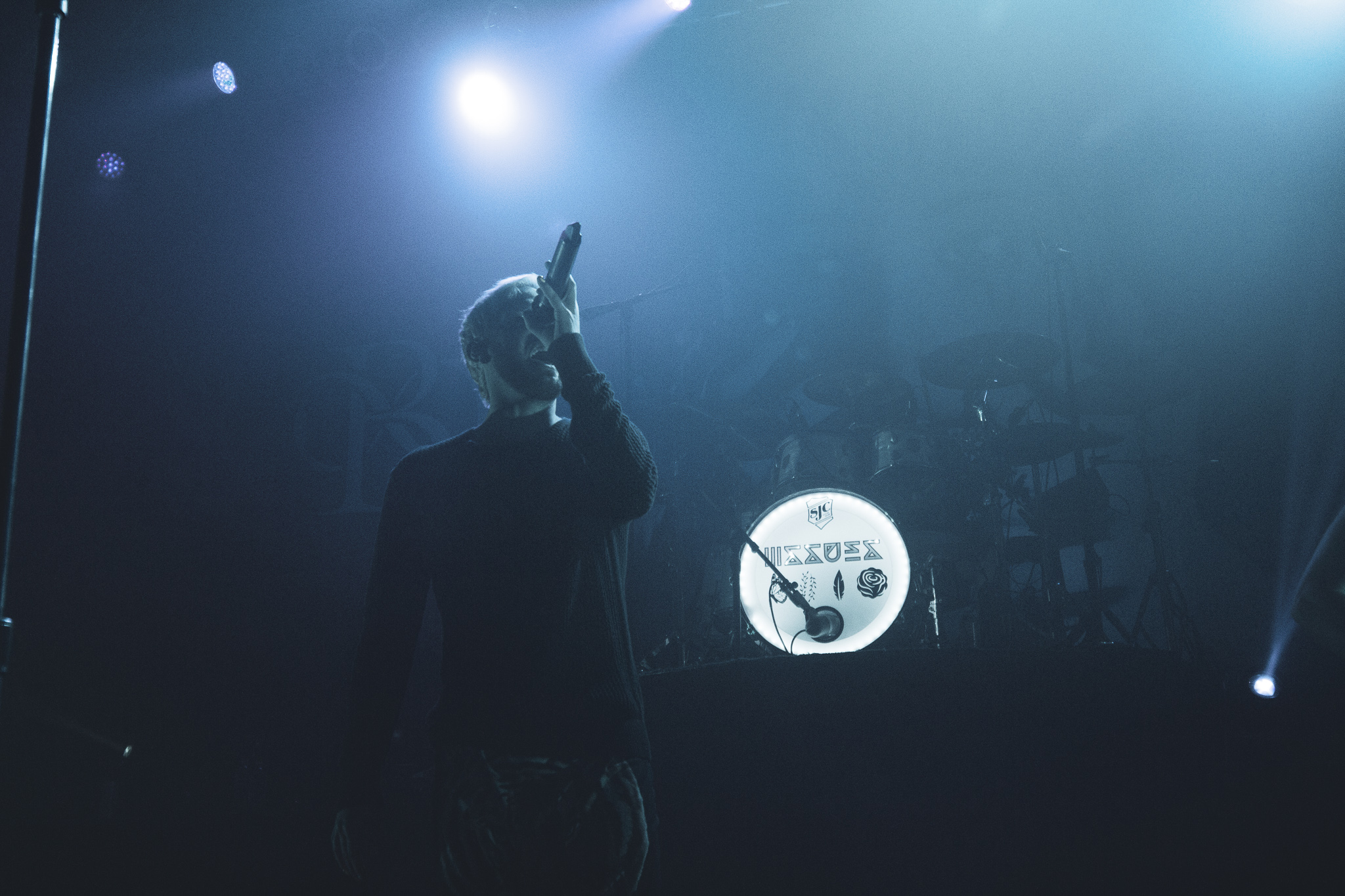 Tyler Carter of Issues in Chicago, IL at The House of Blues on 12/01/2019.Photo: Abby Hamann