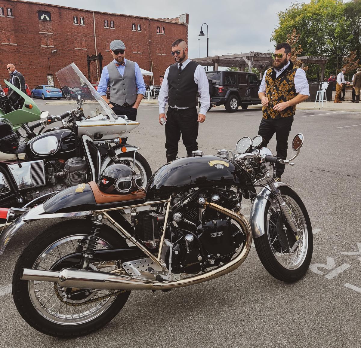 Dapper Ride for Gentlefolk |  September 27, 2020 | Indianapolis, IN. | Photo Credit: ©Pix Meyers 2020
