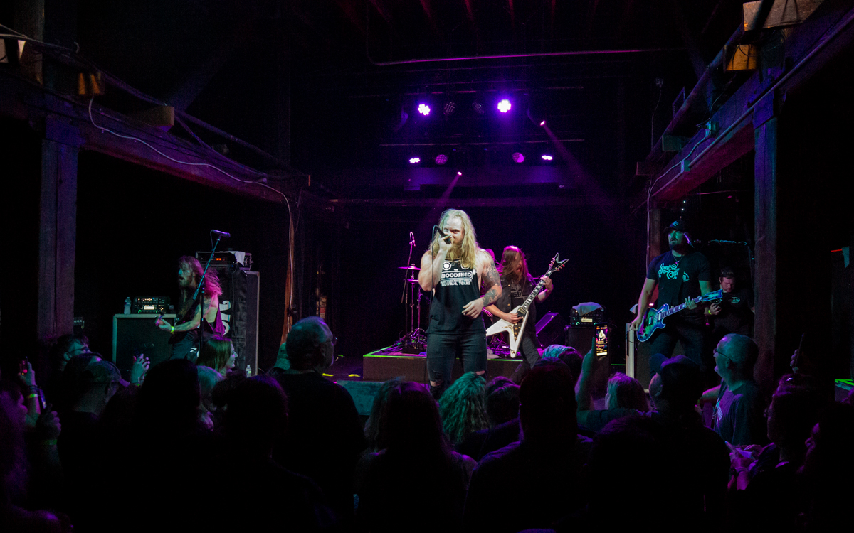 Blacktop Mojo performing at The Canal Club in Richmond, VA on July 20, 2021. Photo Credit: © Dave Pearson 2021