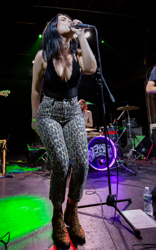 The Emma Garell Band performing at The Canal Club in Richmond, VA on July 20, 2021. Photo Credit: © Dave Pearson 2021