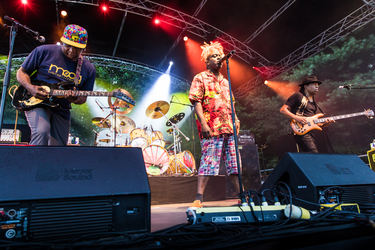 Living Colour performs at Silverados on 7/23/21. Photos by Carrianne Stoker-Postier