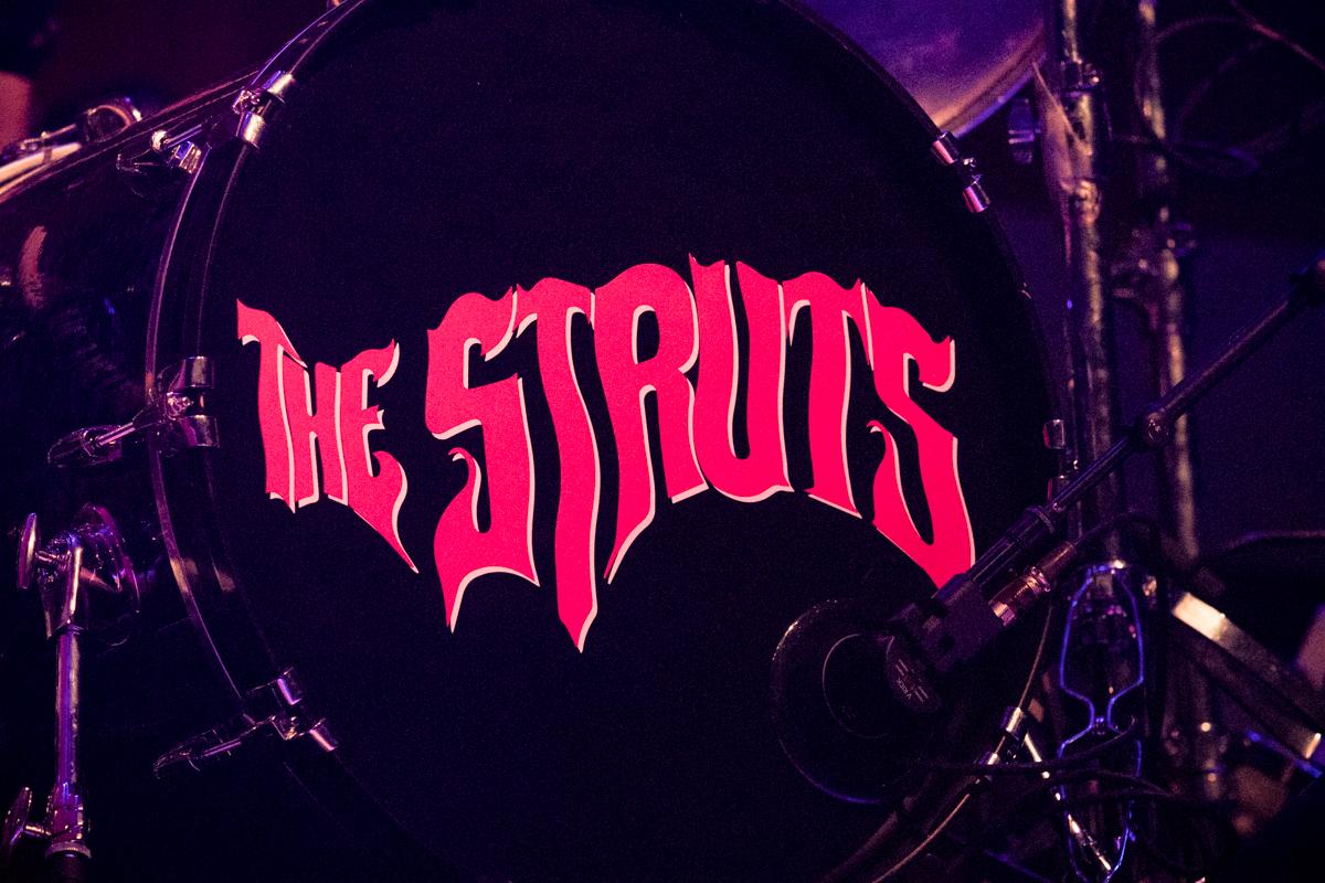 The Struts bring their magic to the Masquerade in Atlanta, GA - 2021.09.04 -Photos © Carrianne Stoker-Postier