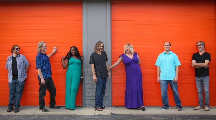 Members of the band 3:1 and Starcat | Indianapolis, IN. | Photo courtesy of ©Lorri Markum Photography