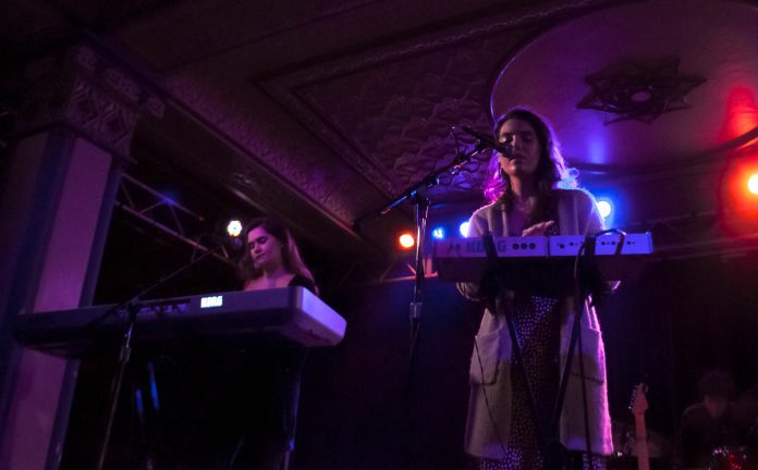 2019-03-01 - Lily & Madeleine at The Deluxe in Indianapolis, IN. Photos by Pix Meyers