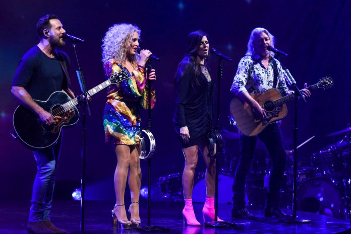 Night one of Little Big Town at the Murat Theatre in Indianapolis, IN. - Photo Credit: ©Pix Meyers