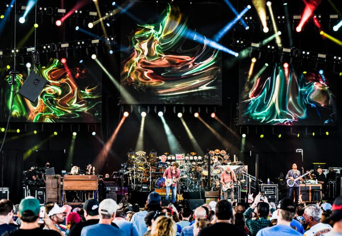 Dead & Co. | Ruoff Music Center | Noblesville, IN. | 9.15.21 | Photos by: ©Pix Meyers 2021